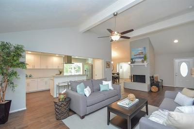 Houston Single Family Home For Sale: 2315 Cherry Bend Drive