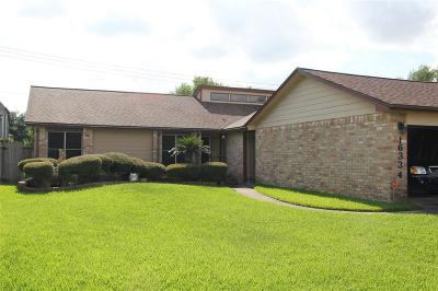 Fort Bend County Single Family Home For Sale: 16334 Hunting Dog Court