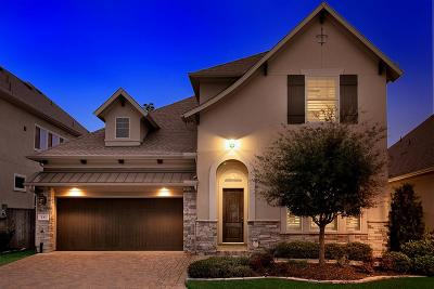 The Woodlands Single Family Home For Sale: 223 Sonoma Court