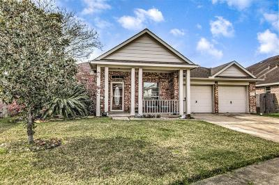 Single Family Home For Sale: 6715 Wintergrove Court