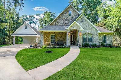 Conroe Single Family Home For Sale: 11930 Silver Leaf Court