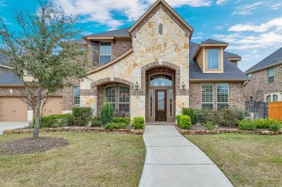 Fulshear Single Family Home For Sale: 4915 Kendalia Cloud Lane