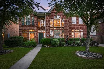 Deer Park Single Family Home For Sale: 2309 St Elmos Fire Street