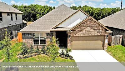 Richmond Single Family Home For Sale: 5418 Wildbrush Drive