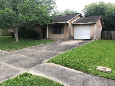 League City Single Family Home For Sale: 702 Dixie Drive