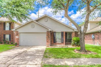 Houston Single Family Home For Sale: 8902 Pecan Place Drive