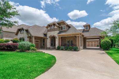 Conroe Single Family Home For Sale: 320 Dawn Brook Lane