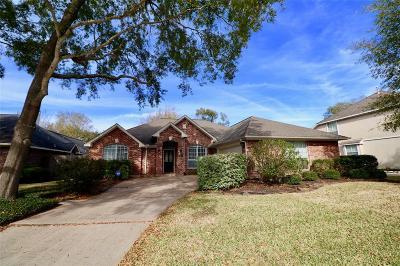 Seabrook Single Family Home For Sale: 1415 Poplar Lane
