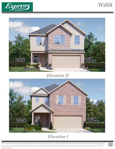 Galveston County, Harris County Single Family Home For Sale: 1406 Woods Lake Court