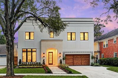 Houston Single Family Home For Sale: 2231 Dryden Road