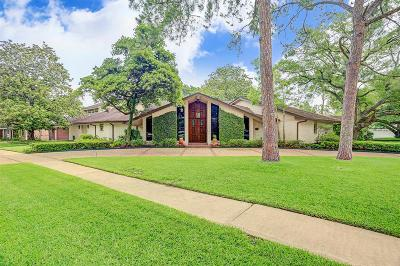 Houston Single Family Home For Sale: 5118 Yarwell Drive