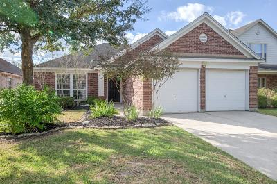 Kingwood Single Family Home For Sale: 26849 Kings Crescent Drive