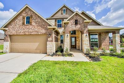 Humble TX Single Family Home For Sale: $314,596
