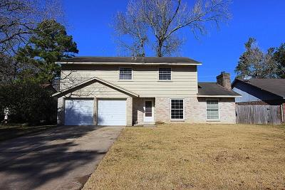 Humble Single Family Home For Sale: 17331 Shrub Oak Drive