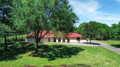 Magnolia Single Family Home For Sale: 26050 Andy Lane