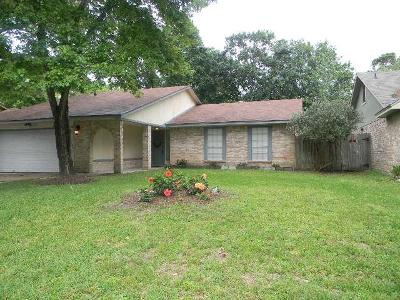 Spring Single Family Home For Sale: 23110 Goodfellow Drive