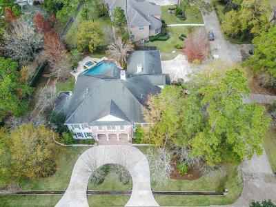 The Woodlands Single Family Home For Sale: 10401 Treeridge Place