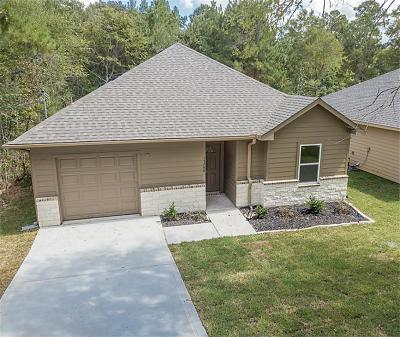Montgomery Single Family Home For Sale: 15761 Sweetgum Road
