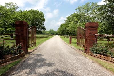 Fort Bend County Farm & Ranch For Sale: 4101 Bobwhite Drive