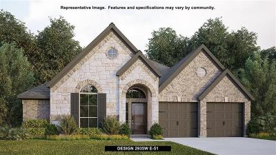 Richmond TX Single Family Home For Sale: $436,900