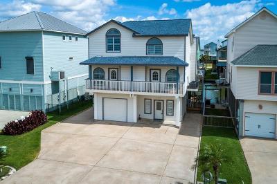 Tiki Island Single Family Home For Sale: 430 Windward Way