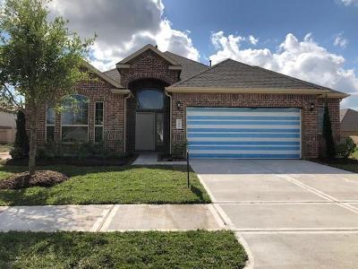 Richmond Single Family Home For Sale: 9810 Camellia Gardens Drive