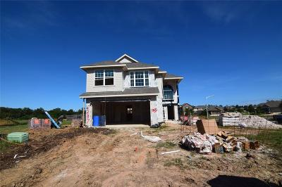 Conroe Single Family Home For Sale: 2237 Ivy Wall Drive