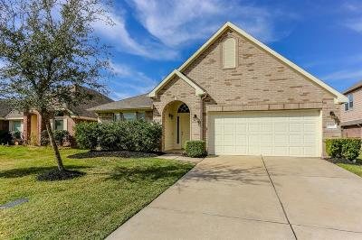 Rosenberg Single Family Home For Sale: 9006 Bonbrook Bend Lane