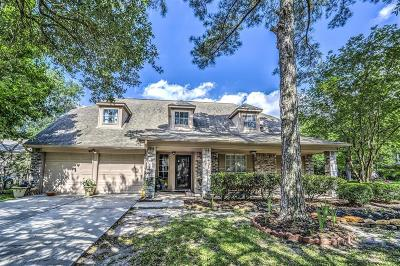 Spring Single Family Home For Sale: 21727 Crescent Heights Street