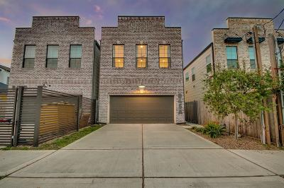 Houston Single Family Home For Sale: 845 W 24th Street #A