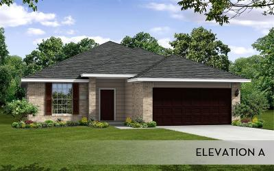 Pasadena Single Family Home For Sale: 3615 Hidden Cove