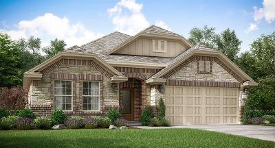 Rosenberg Single Family Home For Sale: 7306 Driftstone Peak Lane