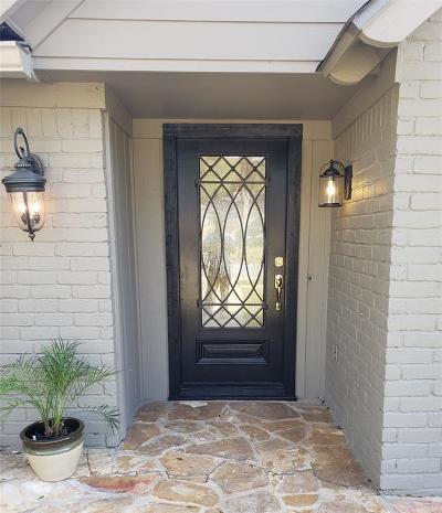 Houston Single Family Home For Sale: 15711 Pine Mountain Drive