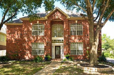 League City Single Family Home For Sale: 2108 Fairbay Circle