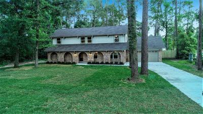 Conroe Single Family Home For Sale: 2399 Meadow Road