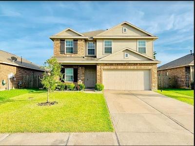 Dickinson Single Family Home For Sale: 3029 Cambridge Meadows Lane