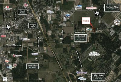 Tomball Residential Lots & Land For Sale: 11050 Mahaffey Road