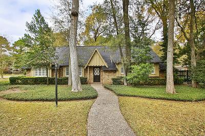 Houston Single Family Home For Sale: 14122 Kellywood Lane