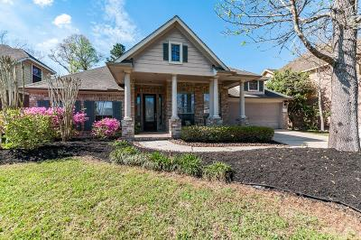 Kingwood Single Family Home For Sale: 4707 Autumn Alcove Court