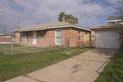 Galveston Single Family Home For Sale: 1102 57th Street