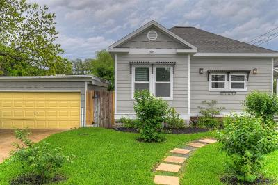Single Family Home For Sale: 1614 35th Street