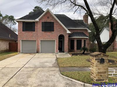 Spring Single Family Home For Sale: 17307 Harmony Hill Drive