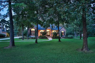 Magnolia Single Family Home For Sale: 28152 Emerald Oaks