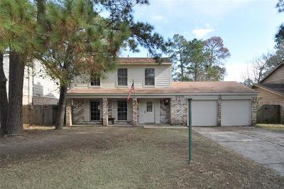 Spring Single Family Home For Sale: 23406 Briarcreek Boulevard