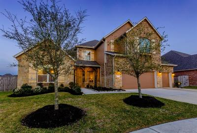 Pearland Single Family Home For Sale: 2505 Scarlett Trace Lane