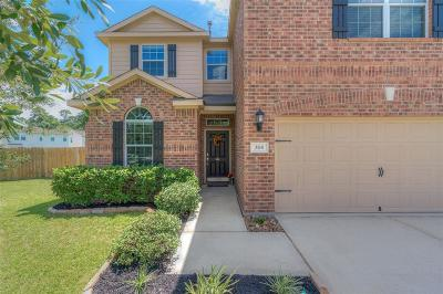 Conroe Single Family Home For Sale: 314 Lazy Pine Court