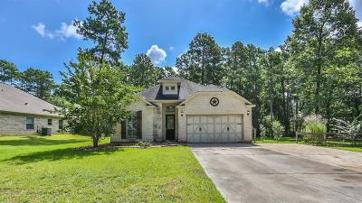 Magnolia Single Family Home For Sale: 214 Weisinger Drive