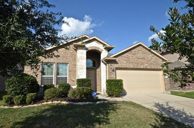 Missouri City Single Family Home For Sale: 3214 Aegean Drive