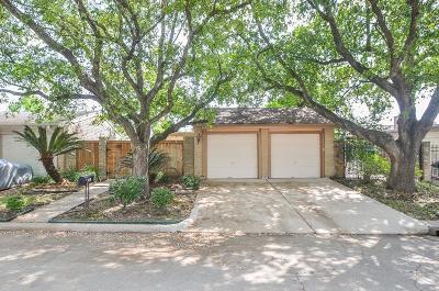 Harris County Single Family Home For Sale: 805 Bayou River Drive