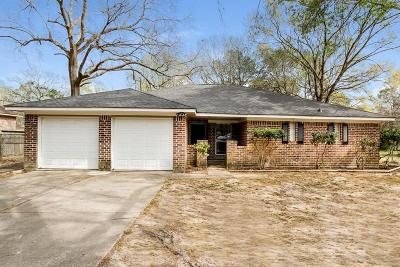 Porter Single Family Home For Sale: 19692 Lazy Lane
